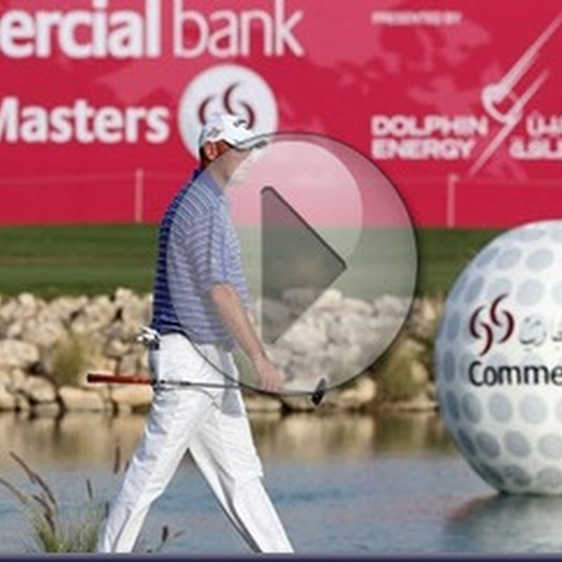 2011 Qatar Masters Third Round Highlights- European Tour Golf
