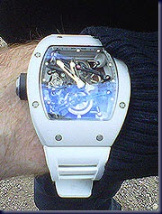 bubba watson watch