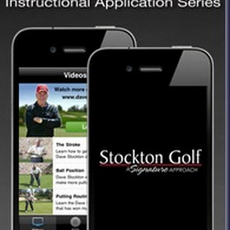 Wall Hopes Stockton iPhone App Takes European Tour Title