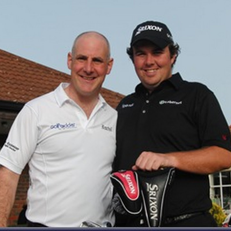 Shane Lowry Helps Launch 2011 Lee Valley Scratch Cup
