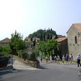 Улочка Итальянского городка