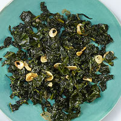 Stir-Fried Asian Collards