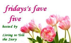 friday fave five spring
