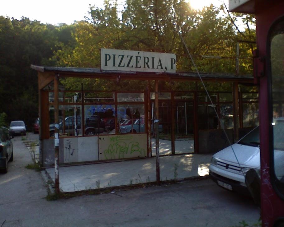 Budapest,  XII. kerület,  Hűvösvölgyi út,  pizzéria