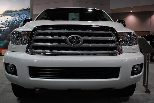 Toyota Sequoia (������ �������) - ����, ������, �������������� ...