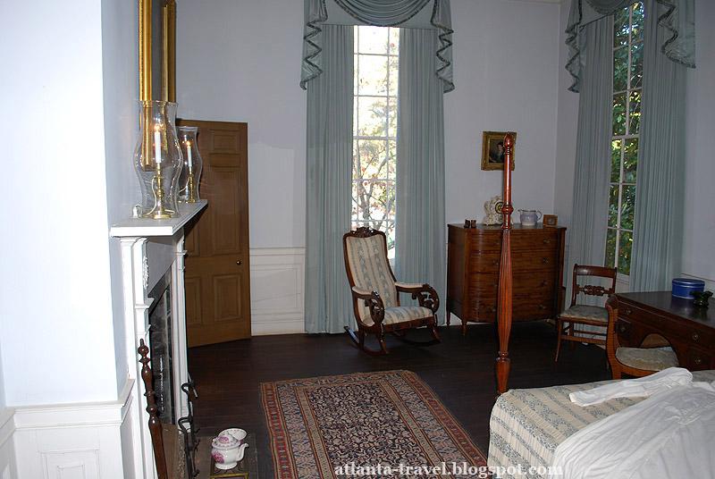 Antebellum plantation Дом плантатора