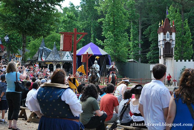 Ренессанс Фестиваль в Джорджии