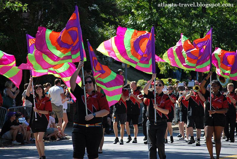 Atlanta Pride Parade 2010