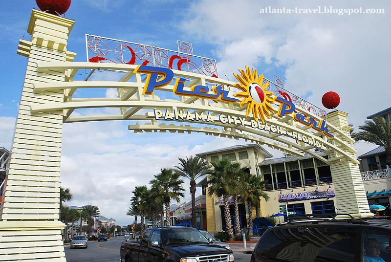 Пирс Pier Park в Панама Сити Бич