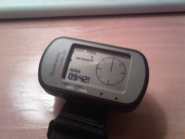 GPS GARMIN Foretrex 301 IMG025