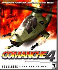 Comanche helikopter oyunu full indir