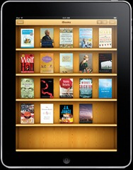 iBooks on iPad
