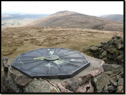 Carrock Fell, from the summit of High Pike