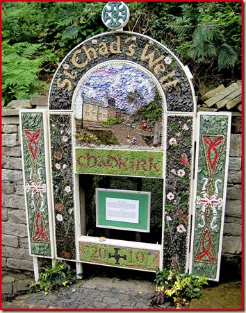 St Chad's Well (dressing)