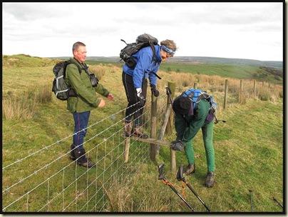 A tricky fence