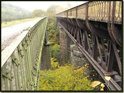 The two viaducts at Miller's Dale