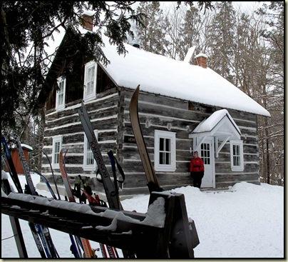 Herridge Cabin on 22/1/11