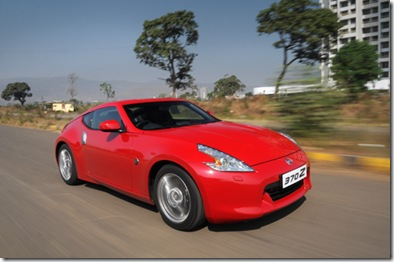 Nissan Red 370Z launch India Automotic Manual Images Pictures Pics Wallpapers Gallery Video Specifications Reviews