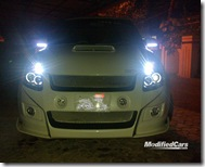 2008 suzuki swift modified headlights