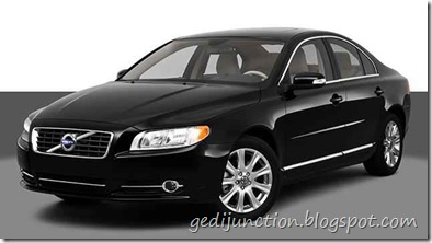 2010 new volvo s80 diesel india