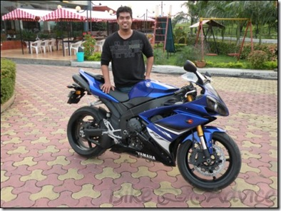 Yamaha-R1-05 india owner 2