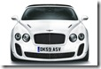 Bentley-Continental supersports front