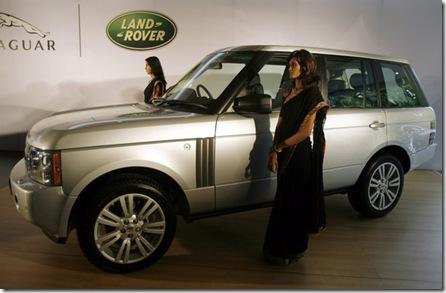 land rover jaguar tata launch pics india