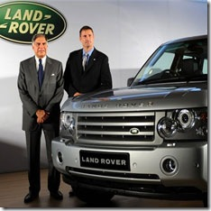 ratan tata land rover launch india