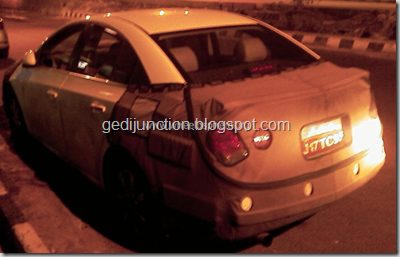 chevy cruze 2010 spy pics india