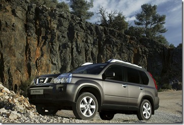 New Nissan X-Trail India 2009 launch