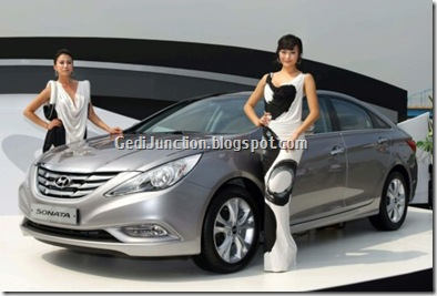 hyundai sonata i40 launch pics korea india auto blog gedi junction