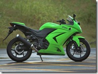 Kawasaki India Ninja 250R launch pics