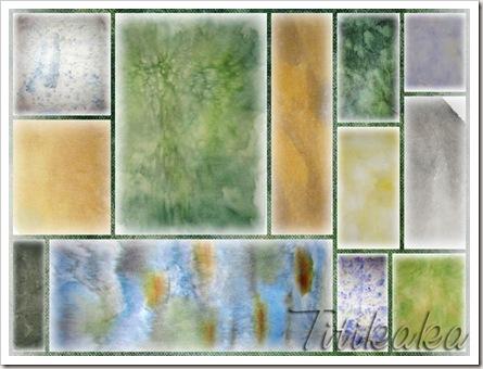 окраска тканей