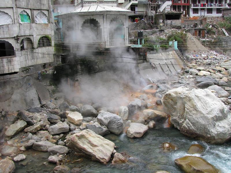 Hot Water Spring Manikaran