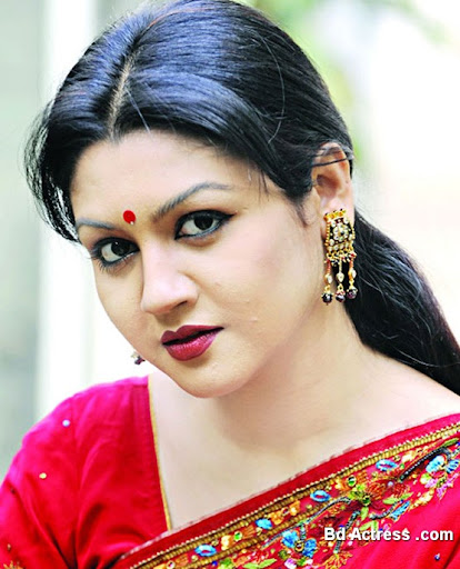 Bangladeshi Actress Joya Ahsan Photo-01