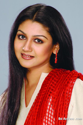Bangladeshi Actress Joya Ahsan Photo-02