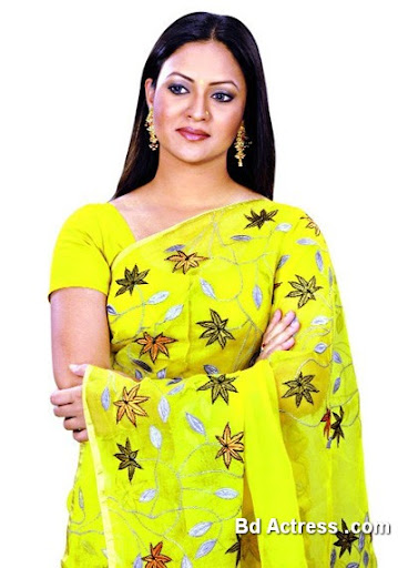Bangladeshi Actress Richi Solaiman-13
