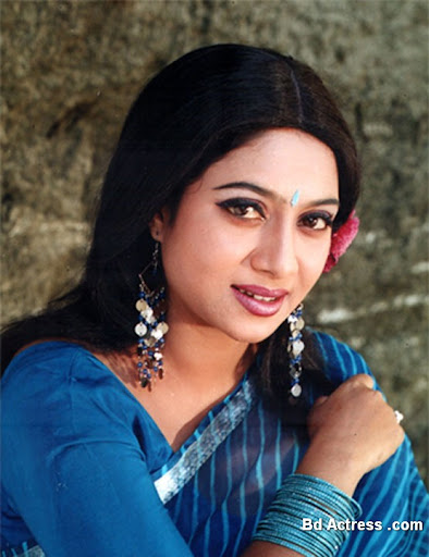 Bangladeshi Actress Shabnur Photo-01