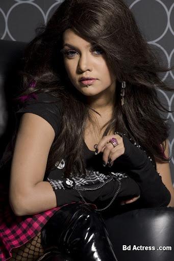 Bangladeshi Singer Mila-05