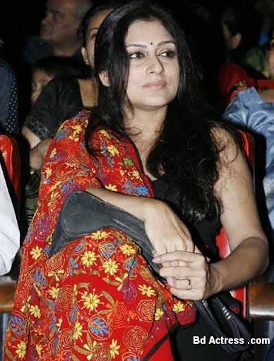 Bengali Actress Roopa Ganguly Photo-01