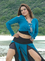 South Indian Actress Adithi Agarwal Thumbnail
