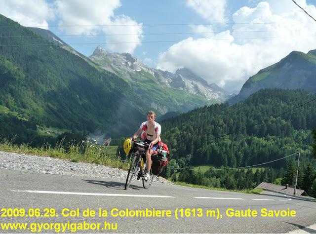Col de la Colombiere &  Györgyi Gábor