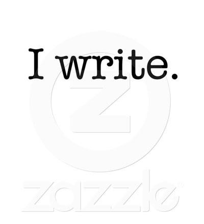 Zazzle I Write