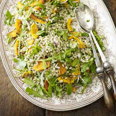 Squash, Orange & Barley Salad