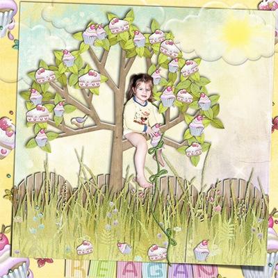 sweets-tree