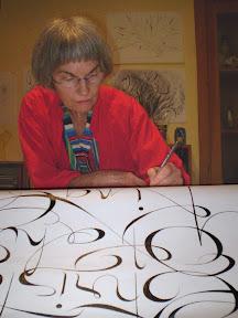 Rhondda Greig in new studio
