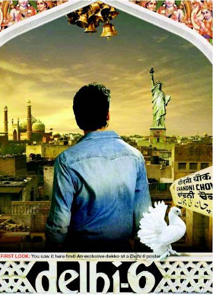 Delhi6 first movie review rating
