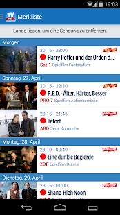 TV Programm TV Pro TV Magazin APK for Blackberry