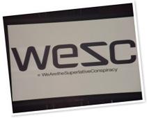 View WESC Logo