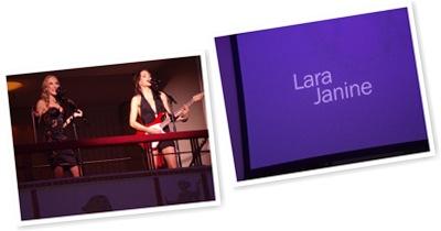 View Singer Lara Janine